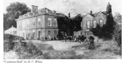 Castleton Hall by H C White